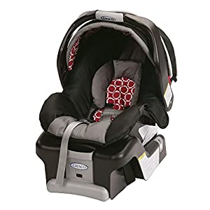 Graco Snugride Classic Connect Infant Car Seat, Yield (Discontinued by Manufacturer) from Graco
