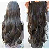 One Piece Wavy Clip in Hair Extensions