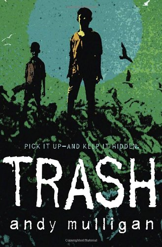 Book cover to 'Trash'