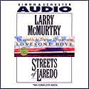 Streets of Laredo Audiobook by Larry McMurtry Narrated by Daniel Von Bargen