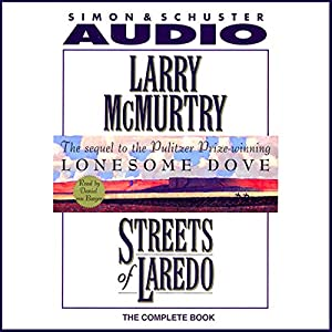 Streets of Laredo Audiobook