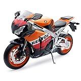 NewRay 1/6 Honda Repsol CBR1000RR 2009 バイク/レプソル/SportsBike/オンロード/模型/1:6/オレンジ/...