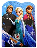 Disney Licensed Products Frozen Shaped Wood Puzzles