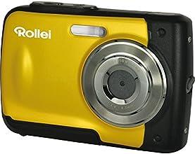 Rollei Sportsline 60 Appareil photo numérique 5 Mpix Étanche Jaune