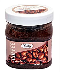 Luster Coffee Face & Body Gel Scrub (500 ml)