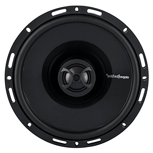 Rockford P1650 6.5-Inch 2-Way Full Range Euro Fit Compatible Speaker