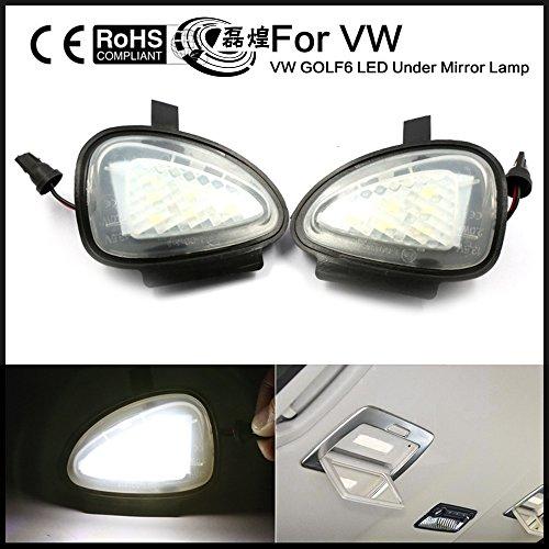 leihuang-2-x-under-side-mirror-puddle-6-led-lights-for-vw-gti-golf-mk6-6-mkvi-2010-2014