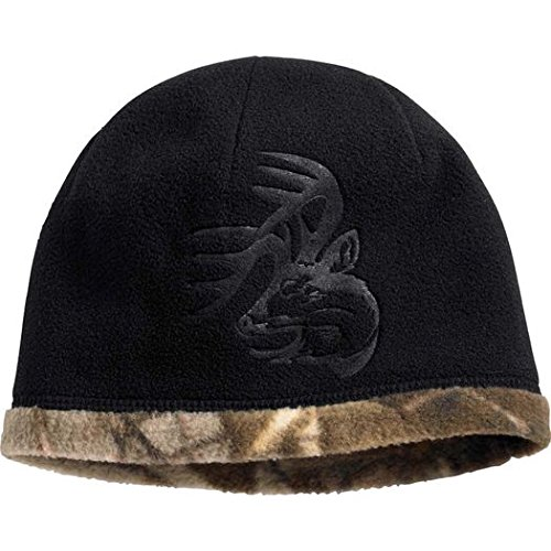 Read About Legendary Whitetails Youth Reversible Camo Striker Beanie