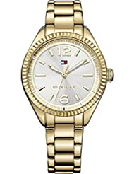 Tommy Hilfiger Women's Analogue Watch With Stainless Steel Strap - TH1781520J