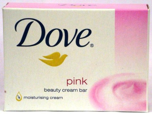 Dove Pink Beauty Cream Bar (Pack of 12)