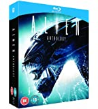 Alien Anthology: UK Edition [Reino Unido] [Blu-ray]