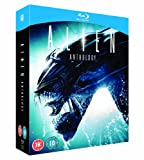 Alien Anthology [Blu-ray] [1979] [4 Disc Set]