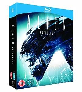 Alien Anthology [Films 1-4] [Blu-ray] [1979] [4 Disc Set]