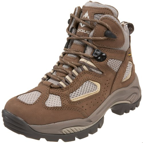 Vasque Women's Breeze GTX Waterproof Hiking Boot,Chocolate Chip/Pale Khaki,6 M