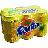 Fanta Lemon 6 x 330ml 1980g