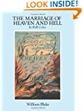 The Marriage of Heaven and Hell: A Facsimile in Full Color (Dover Fine Art, History of Art)