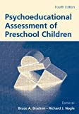 img - for Psychoeducational Assessment of Preschool Children book / textbook / text book