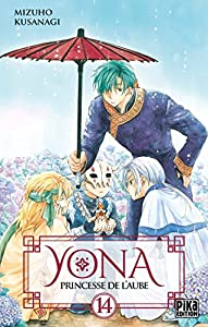 Yona Princesse de l'aube Edition simple Tome 14