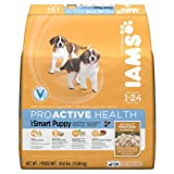 Iams ProActive Health Smart Puppy Large Breed Premium Puppy Nutrition, 30.6-Pound