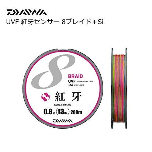 ダイワ ライン UVF 紅牙センサー 8ブレイド+Si