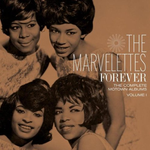 Forever: The Complete Motown Albums 1 cover