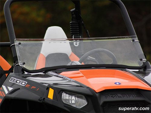 #1100 Polaris RZR Half Windshield
