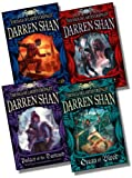 Darren Shan The Saga of Larten Crepsley Collection - 4 Books RRP £27.96 ([1] Birth of a Killer; [2] Ocean of Blood; [3] Palace of the Damned; [4] Brothers to the Death)