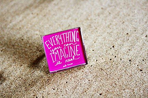 anello-quadrato-con-immagine-ricoperta-di-resina-everything-you-can-imagine-is-real-pablo-picasso