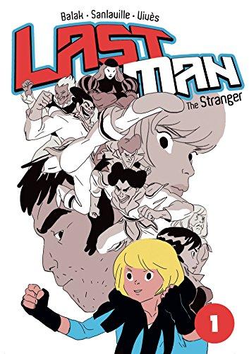 The Stranger (Last Man)