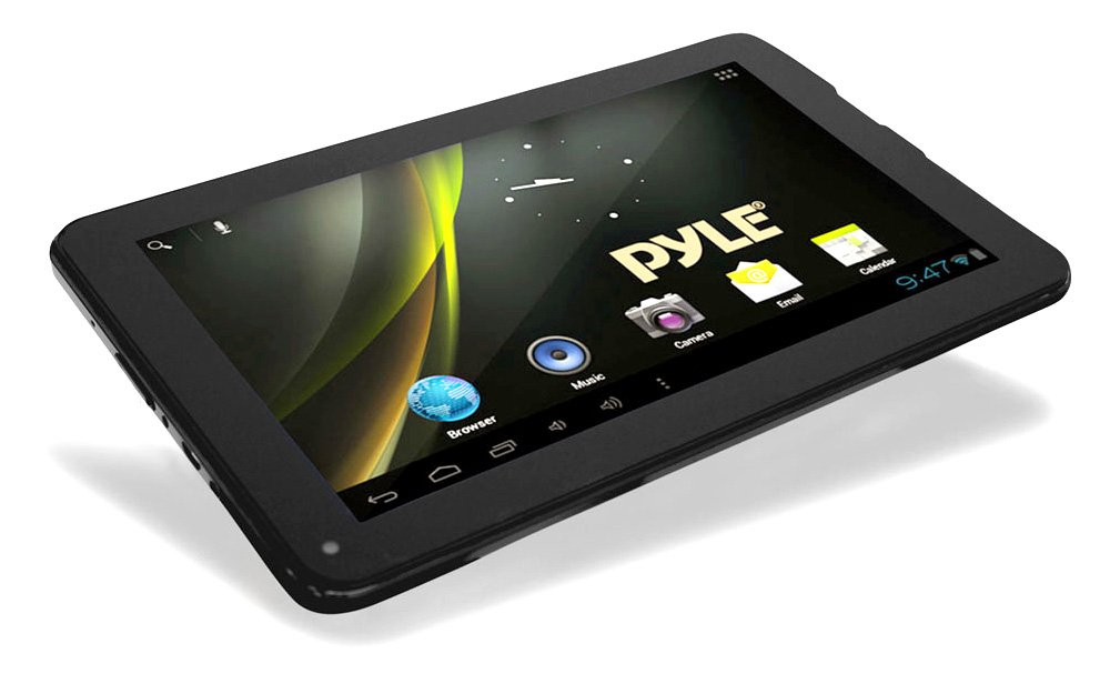 Pyle Astro PTBL93BCD 9-Inch Android Dual Core Touch-Screen 3D Graphics Wi-Fi Tablet with Bluetooth