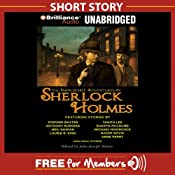 You See But You Do Not Observe: A Short Story from 'The Improbable Adventures of Sherlock Holmes' | [Robert J. Sawyer]
