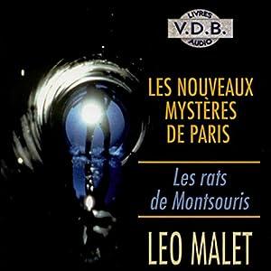 Les rats de Montsouris (Les nouveaux mystères de Paris 5) | Livre audio