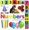 Tabbed Board Books: My First Numbers: Let's Get Counting! (Tab Board Books)