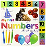 Tabbed Board Books: My First Numbers: Let s Get Counting! (Tab Board Books)
