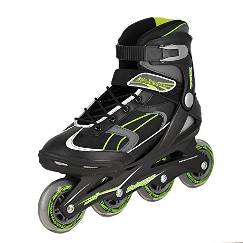 Bladerunner Advantage Pro XT Inline Skates 2017 - 9.0/Black-Green (Bladerunner Advantage Pro compare prices)