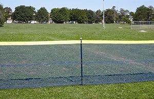 Trigon Sports BDTEMP314 200 ft. Homerun Fence Package - 314 ft.L of Fence