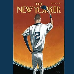 The New Yorker, September 8th 2014 (Ian Frazier, Alexis Okeowo, John McPhee) Periodical