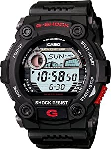 Casio G-Shock Men's Digital Resin Strap Watch G-7900-1ER