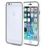 IPhone 6 Case - Poetic Apple IPhone 6 Case [Borderline Series] - TPU Hybrid Bumper Case For Apple IPhone 6 (4.7...