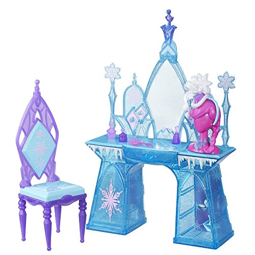 Disney Frozen Snow Glimmer Vanity Set (Frozen Table And Chair Set compare prices)