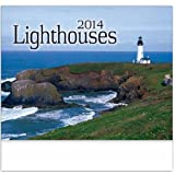 Lighthouses Spiral Appointment Calendar Trade Show Giveaway
