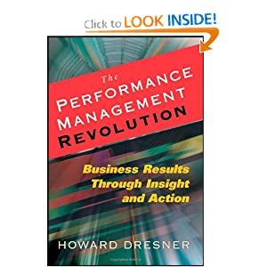 The Performance Management Revolution: Business Results Through Insight and Action book