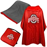NCAA Ohio State 3 in 1 Rain Poncho at Amazon.com