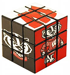 NCAA Wisconsin Badgers Toy Puzzle Cube