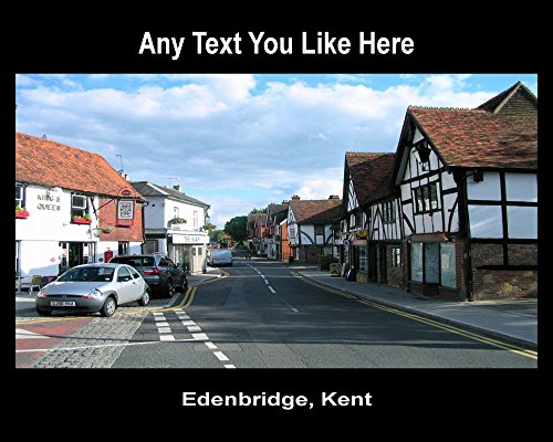 Edenbridge Kent UK, mouse personalizzato, per