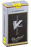 バンドーレン B♭クラリネットリード V.12 硬さ:3-1/2+ (10枚入)