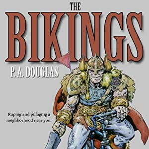The Bikings Audiobook