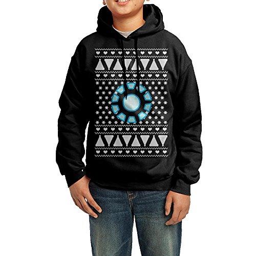 Iron Man Hoodie Youth Sweatshirt