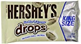 Hershey's Cookies n Creme Drop King Size 59.5 g (Pack of 6)