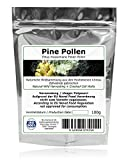 Lawn & Patio - Pine Pollen (Pinien Pollen) - Nat�rliche Wildsammlung, TOP-Qualit�t vom Original, ISO-9001-zertifiziert (100g)